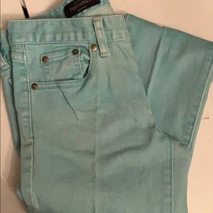 J.Crew ankle jeans